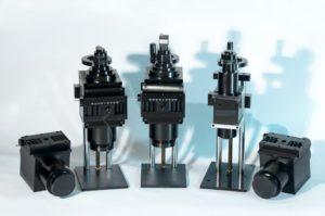 conoscopic scatterometers